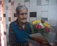 Жительница Берёзовского Прасковья Мазеева отметила свой 100-летний юбилей.