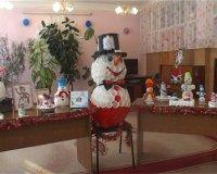 В детском доме «Рябинка» стартовал конкурс снеговиков
