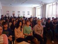 День молодого избирателя в ГПОУ «Березовский политехнический техникум»